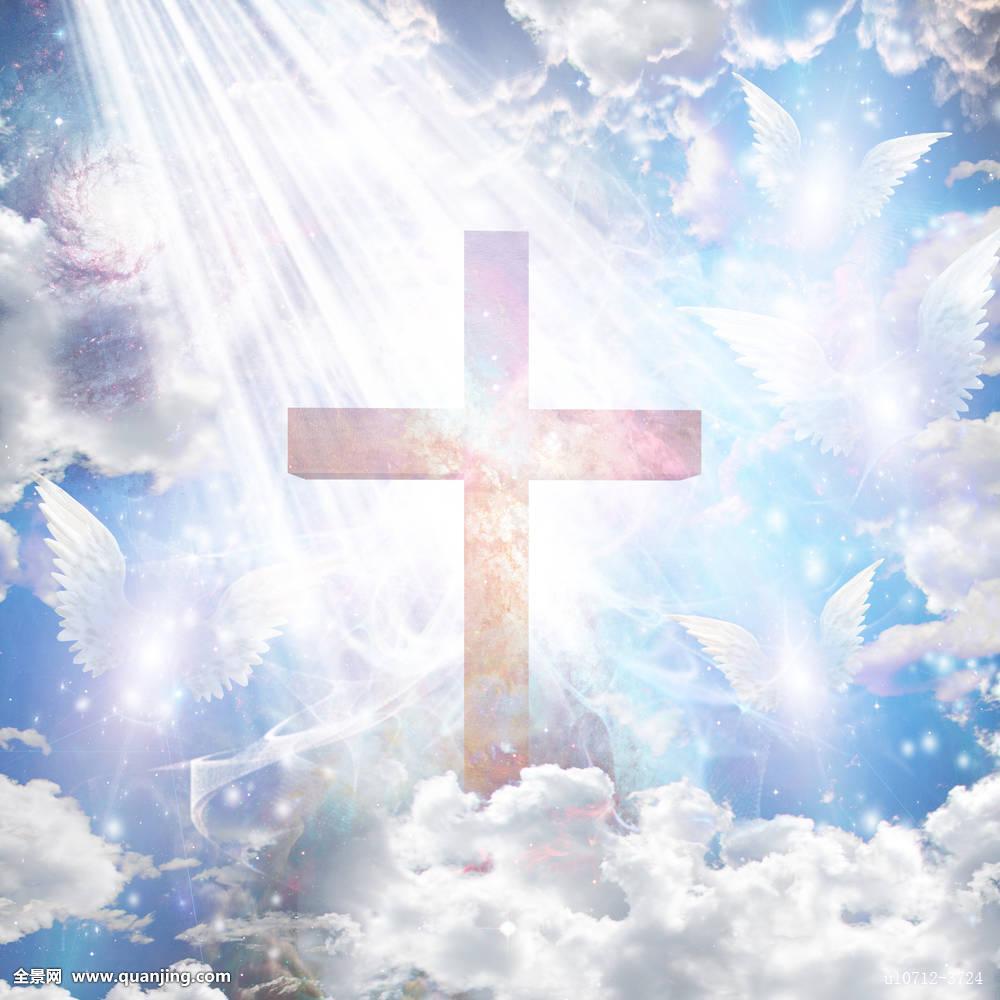 基督教噴繪 藝術設計組圖